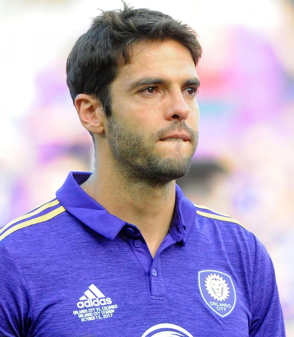 Calcio estero: Kakà in lacrime prima dell'ultimo match con Orlando City