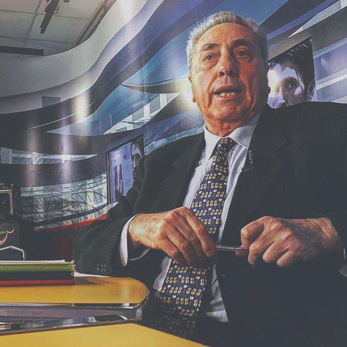 Lutto nel giornalismo: muore Gino Bacci. Il ricordo di Max Allegri