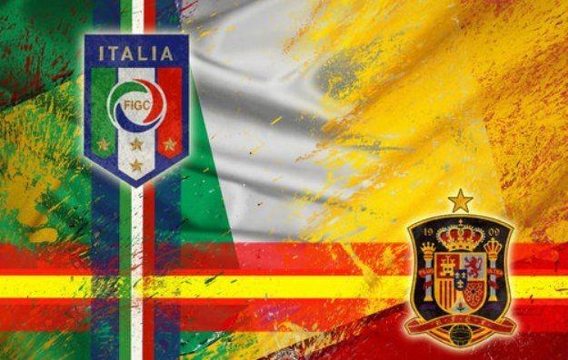 Italia, si ferma Chiellini. Niente Spagna per il difensore