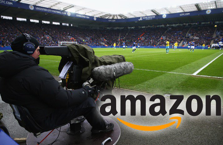 Amazon entra nel calcio dalla porta principale, la Premier League inglese